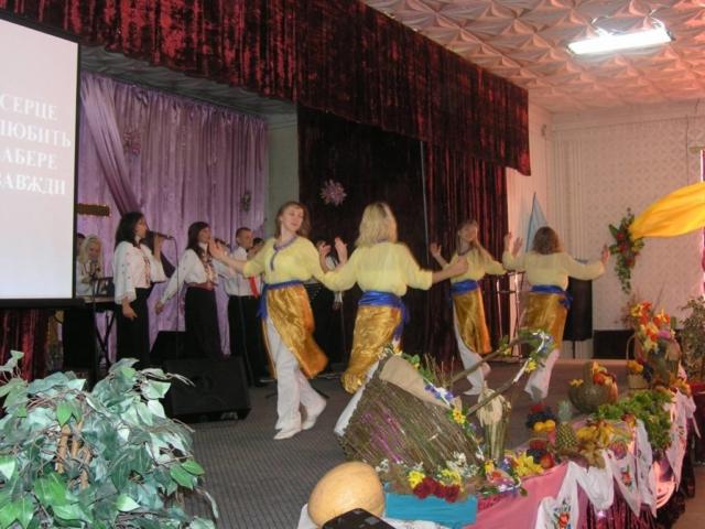 Танцевальное служение церкви Утренняя Звезда