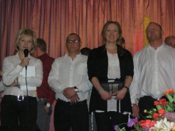 Евангелизационная христианская команда из Норвегии