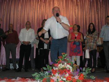 Халвард и евангелизационная христианская команда